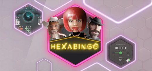 Maria Casino bingo ülesanded - teeni tasuta Hexabingo pileteid iga päev