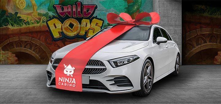 Ninja Casino Supersuvi - 4. nädala turniir ja auhinnad