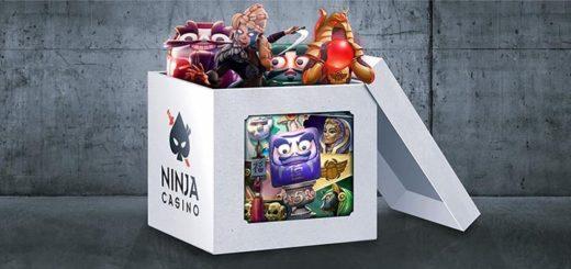 Ninja Casino augustikuu viimase nädala missioon