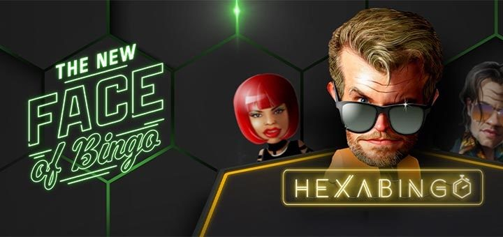 Unibet Hexabingo - saa uues bingomängus iga päev tasuta pileteid