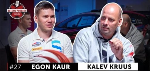 Betsafe Podcast - Egon Kaur ja Kalev Kruus