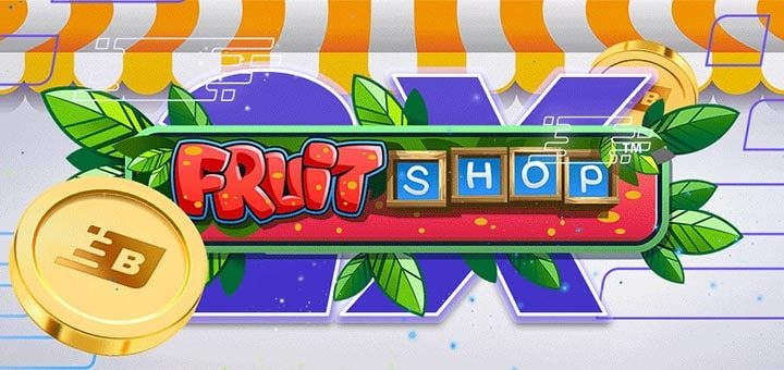 Boost Casino nädalamängu Fruit Shop topeltpunktid