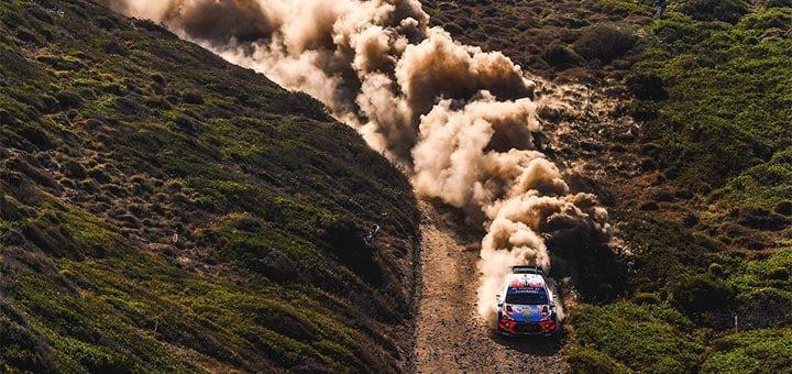 WRC Sardiinia Rally 2020 riskivaba panus Coolbet'is