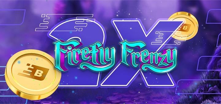 Boost Casino nädalamäng Firefly Frenzy annab topelt Boost punkte