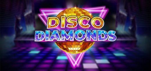 Disco Diamonds kõrge väärtusega tasuta spinnid Paf kasiinos