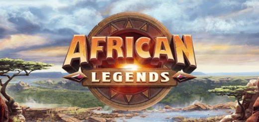 Mängi African Legends jackpot mängu ja saad tasuta lisaraha