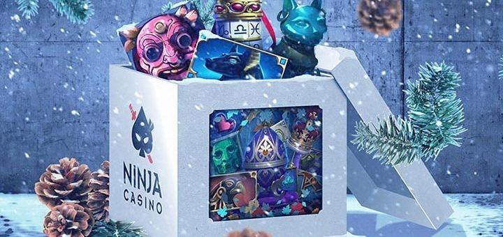 Ninja Casino jaanuari missioon