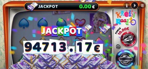 Paf Eesti mängija võitis Kreisraadio kasiinomängus suure jackpot'i