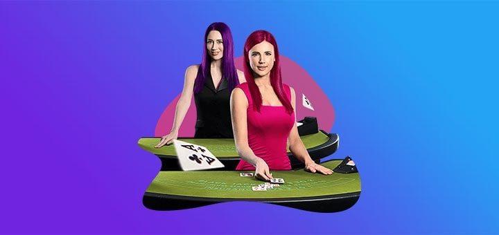 SuperCasino live kasiino nädalavahetuse Blackjack - saa kuni 60 tasuta spinni