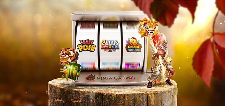 Võida Ninja Casino sügismissioonil raha või tasuta spinne