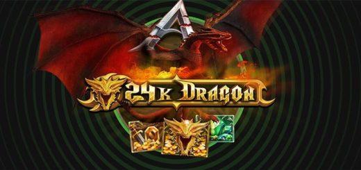 24K Dragon õnneliku keerutuse turniir Unibet kasiinos