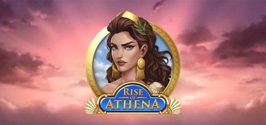 Chanz Casino uue Play'n GO mängu Rise of Athena slotiturniir