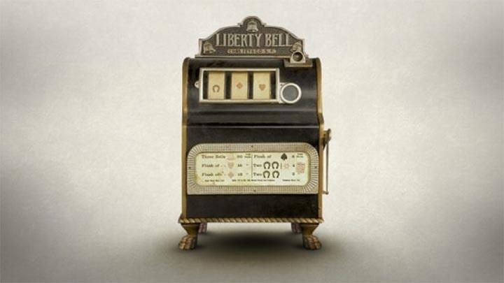 Esimene mänguautomaat Liberty Bell