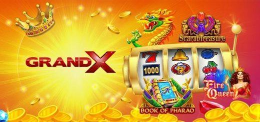 GrandX online kasiino nädala mängu turniir