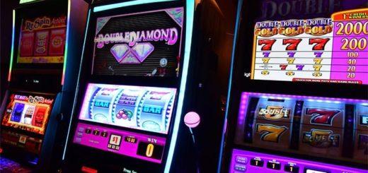 Mänguautomaadid