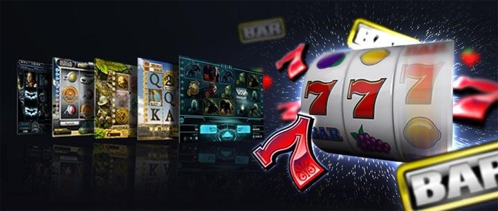 Online mänguautomaadid ehk slotid