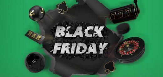 Paf Black Friday boonus - saa €20 tasuta boonusraha