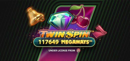 Twin Spin Megaways slotiturniir Unibet kasiinos