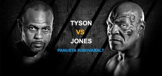 Tyson vs Jones riskivaba panus Coolbet'is