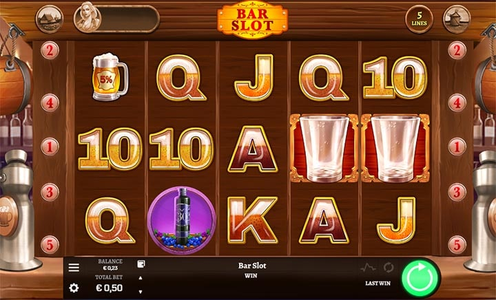 Optibet Bar Slot