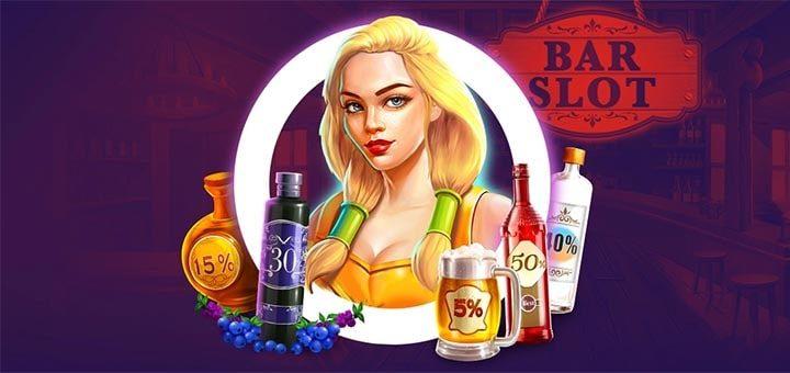Bar Slot rahaloos ja 5x VIP punktid