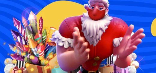 Slots.io jõulupakkumised ja uusaasta rahaloos