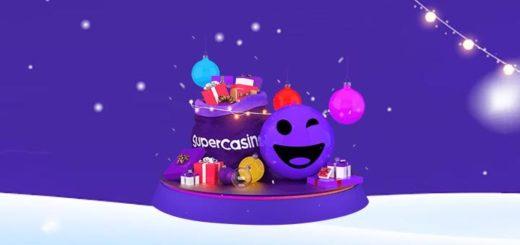 SuperCasino Jõulukalender 2020 - Milline jõulutunne