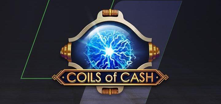 Coils of Cash slotiturniir Unibet kasiinos