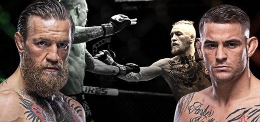 McGregor vs Poirier UFC 257 superkoefitsient Coolbet'is