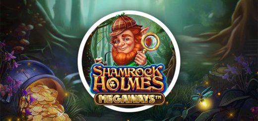 Shamrock Holmes Megaways tasuta spinnid Paf kasiinos