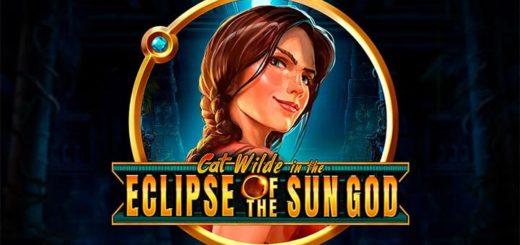 Cat Wilde in the Eclipse of the Sun God tasuta keerutused Paf kasiinos