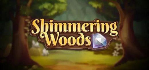 Chanz kasiino uue Play'n GO slotimängu Shimmering Woods slotiturniir
