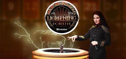 Paf Lightning Roulette rahaloos