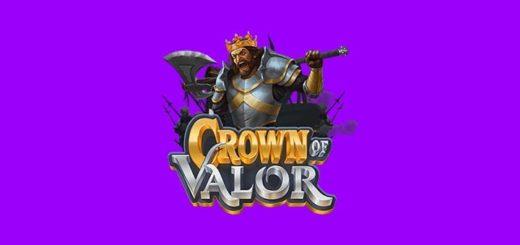 SuperCasino nädalavahetuse boonus & tasuta spinnid mängus Crown of Valor