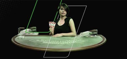 Unibet live kasiino sõbrapäeva Blackjack boonus