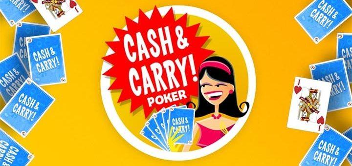 Cash & Carry Poker videopokkeri tasuta mänguvoorud Paf'is