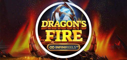 Dragons Fire INFINIREELS igapäevased tasuta spinnid Paf kasiinos