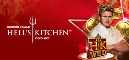 Olybet - Gordon Ramsay Hell's Kitchen slotimängu tasuta spinnid