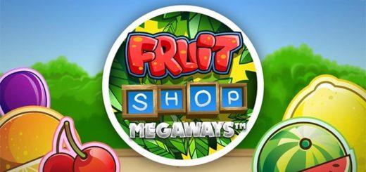 Paf kasiinos ootavad Fruit Shop Megaways slotika tasuta spinnid