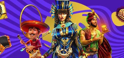Slots.io GameArt slotimängude turniir - auhinnafondis €10 000 pärisraha
