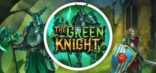 The Green Knight slotika tasuta spinnid Paf kasiinos