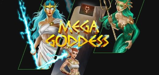 Unibet bingo uue minimängu Mega Goddess suur avapidu