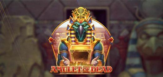 Amulet of Dead superloos Coolbet kasiinos