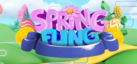 Boost Casino Spring Fling rahasadu - auhinnafondis €50 000