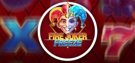 Fire Joker Freeze tasuta spinnid Paf kasiinos