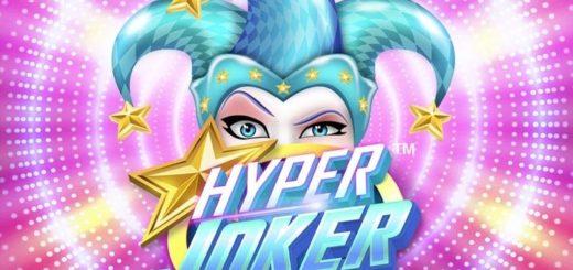 Hyper Joker õnneliku keerutuse turniir Maria kasiinos