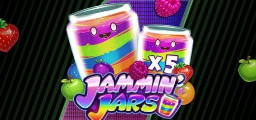 Jammin Jars õnneliku keerutuse turniir Unibet kasiinos