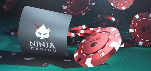 Teeni Ninja Casino live blackjack laudades kuni €355 lisaraha