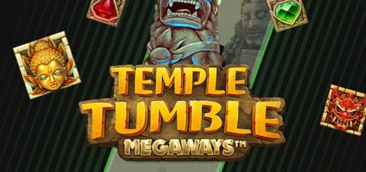 Temple Tumble Megaways Lucky Spin turniir Unibet kasiinos