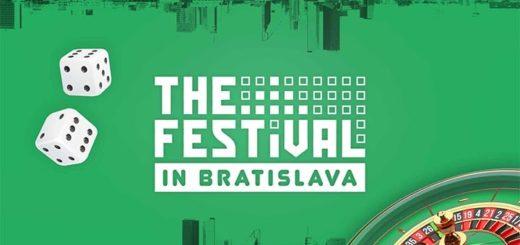 Võida Paf kasiinos ruletti mängides The Festival in Bratislava pakett